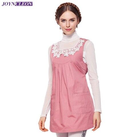 rendas roupas para gravidas emf blindagem alta qualidade fibra metal vestido