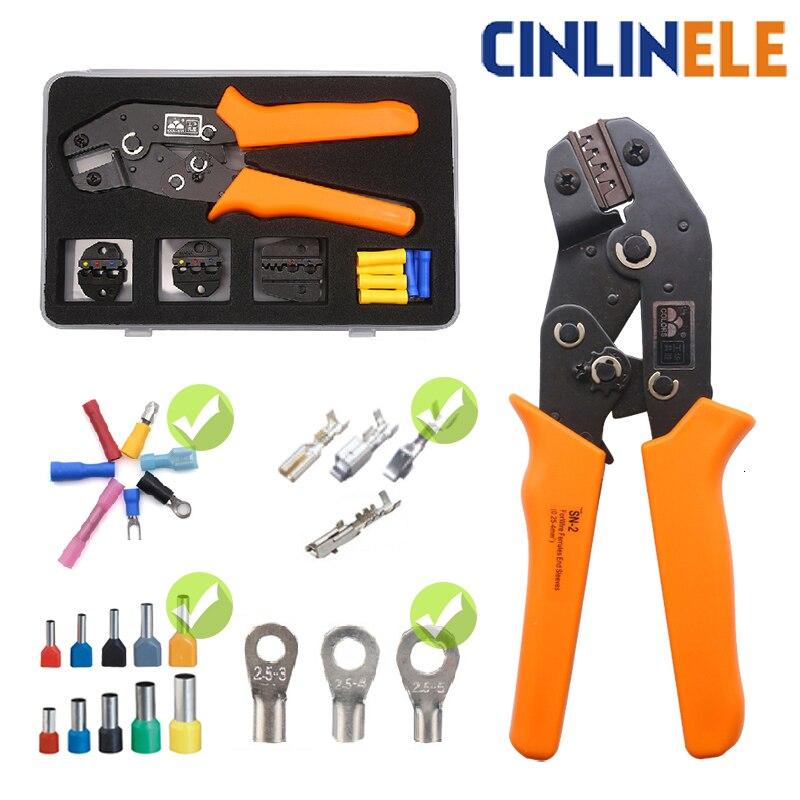 50/mm2/Crimp c/âble Lug hexagonale Pince /à sertir Faway Terminal Pince /à sertir 6