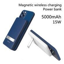 Power-Bank iPhone Wireless-Charger Xiaomi for 12-pro/Max/Mini Huawei Xiaomi/Power-pack/External/Power-bracket