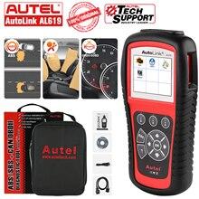 Autel AL619 OBD2 Auto Scanner Diagnose Werkzeug OBD 2 Auto Diagnose Scanner Eobd Automotivo Automotriz Automotive Scanne