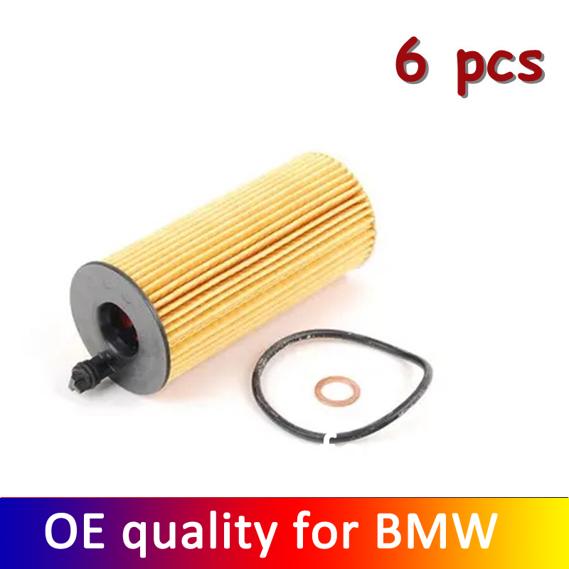 OEM Filter Set Oil-Air-Gas Filters For BMW E46 NEW