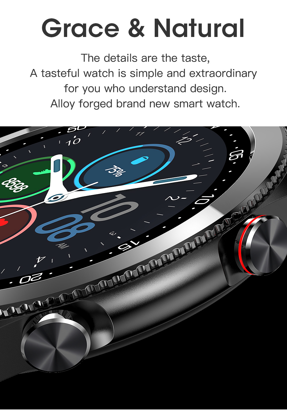 Hcd755cf52f37453bb3de7fc575f23b5bZ Timewolf Smart Watch Men 2021 IP68 Waterproof Android Full Touch Sports Smartwatch Bluetooth Call For Samsung Huawei Android IOS