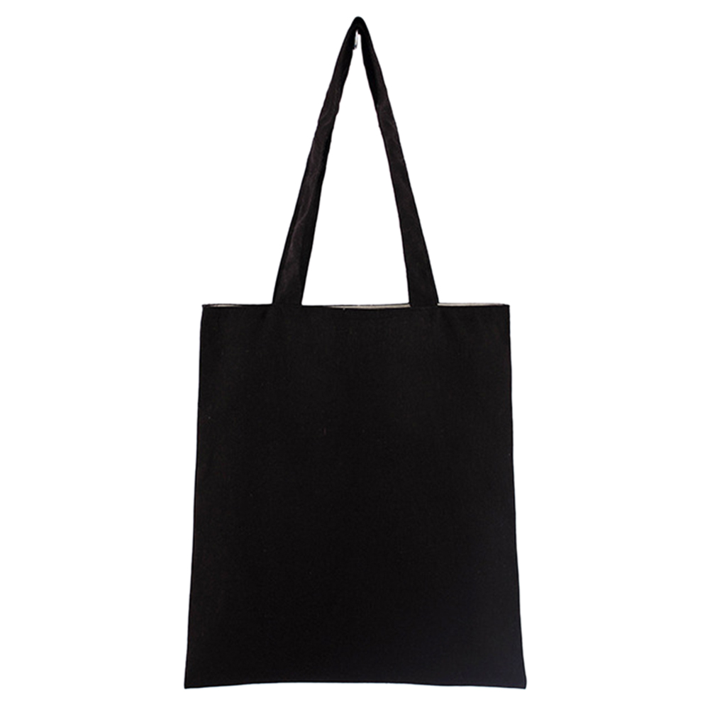Universal Washable Multipurpose Soft Eco Freindly Reusable Shopping Large Capacity School Tote Bag Natural Cotton Blend Storage
