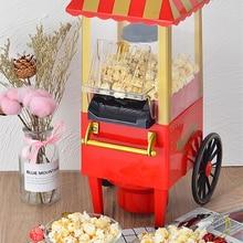 Popcorn-Machine Corn-Popper Electric Automatic Household Mini Small for DIY 1200W