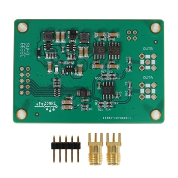 DAC Module DAC8562 Positive and Negative DC-DC 10V Signal Amplitude OPA2277 Amplifier 16Bit DAC Single/Bipolar Output