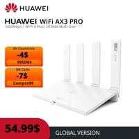 HUAWEI AX3 Pro WiFi 6 Wifi Router Gigabit 2.4G 5.0GHz Dual-Band 3000Mbps ripetitore amplificatore Mesh WiFi con 4 antenne ad alto guadagno