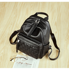 Backpack top layer cowhide leather casual backpack trend travel outdoor backpack casual style bag