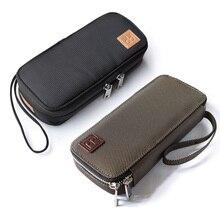 Estuche portátil HIFI para FIIO M11/FH7/BTR3/F9 PRO SHANLING UP2/M5S/MWS, accesorios para auriculares y reproductor de música