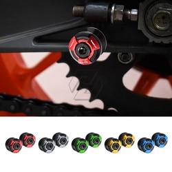 M8 Motorcycle Spools Slider Stand Screws Case for Honda CBR CBR125R CBR250R CBR300R CBR600RR CBR900RR CBR1000RR CBR1100XX