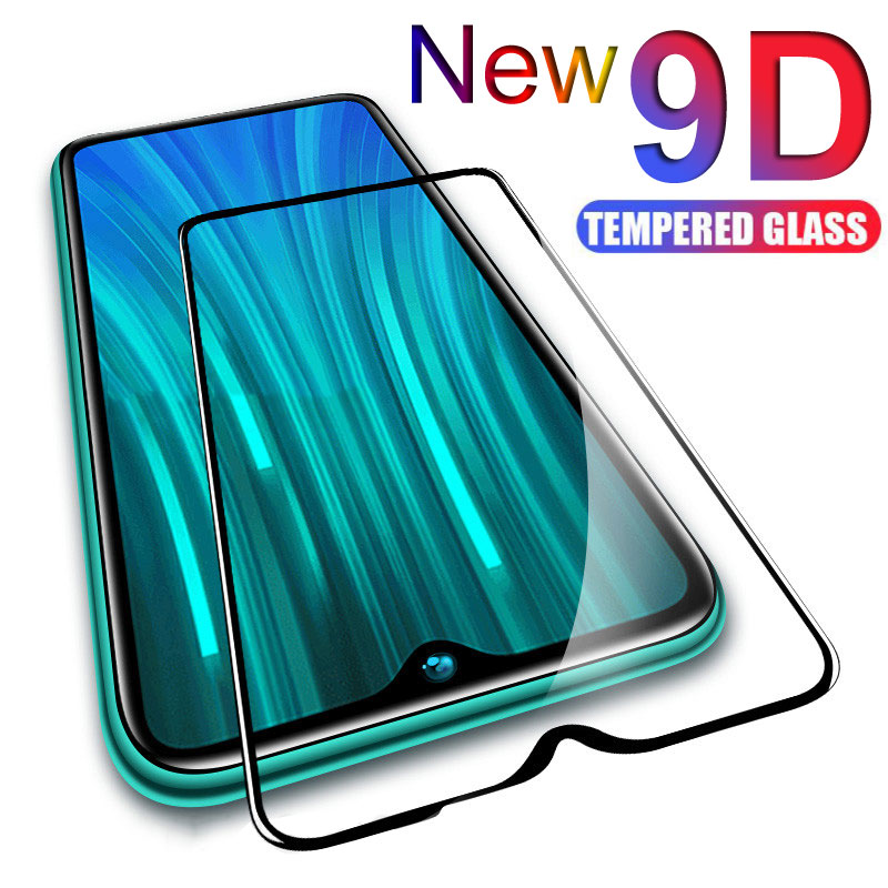 9D Protective Glass For Xiaomi Mi 9 SE Lite 9T Screen Protector For Redmi 7A 8A Note 7 8T 8 9 Pro Max Full Cover Tempered Film