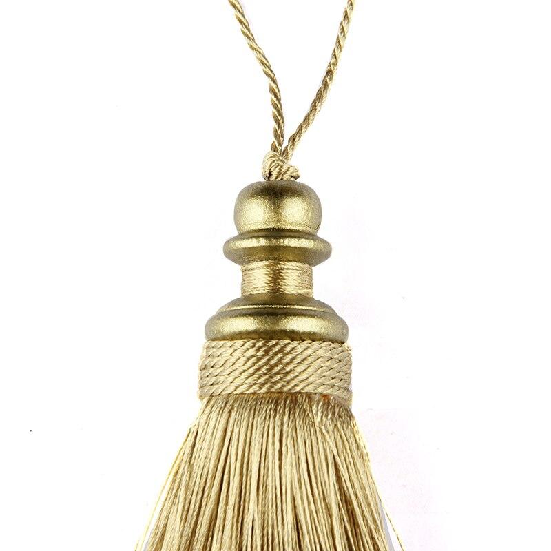Длинные кисточки для поделок, декоративные принадлежности, шнур для одежды «сделай сам», шнур для шитья, бахрома, отделка, подвесные украшен...