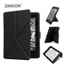 Kindle Paperwhite 2 3 складной чехол из искусственной кожи смарт-чехол для Amazon Paperwhite DP75SDI с подставкой Чехол для электронной книги