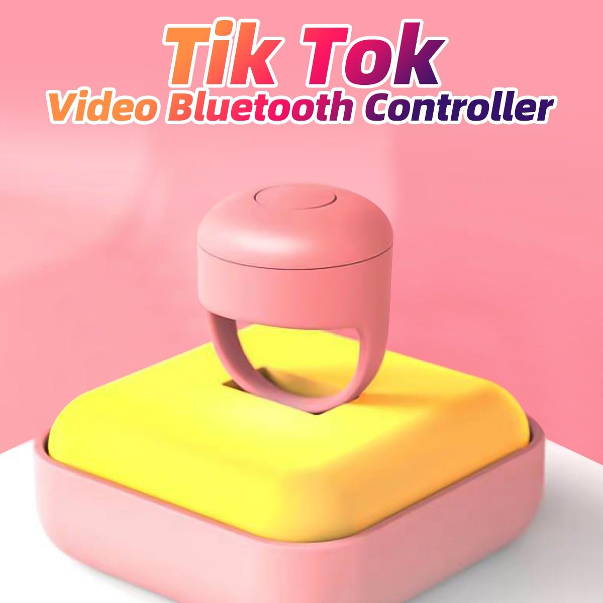 Fingertip Bluetooth Video Controller