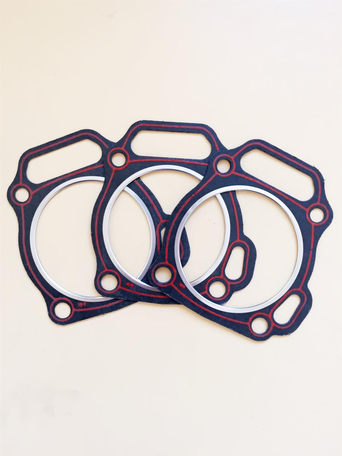 2pc 3pc 88MM Cylinder Head Gasket Fit For Honda 13HP GX 390 GX390 Chinese 188F Gasoline Engine Generator Water Pump Replacement