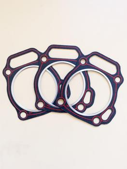 2pc 3pc 88MM Cylinder Head Gasket Fit for Honda 13HP GX 390 GX390 Chinese 188F Gasoline Engine Generator Water Pump replacement image
