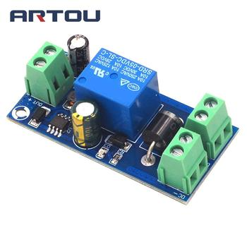 Power Supply 5V to 48V Board Relay Module Power-OFF Protection Module Automatic Switching Module UPS Emergency Cut-off Battery image
