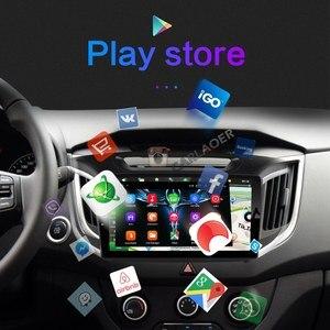 Image 4 - 2 Din Android 8,1 auto Radio multimedia player GPS Navigation Für hyundai ix25 creta 2015 2018 2GB RAM 32GB ROM 2din video Player