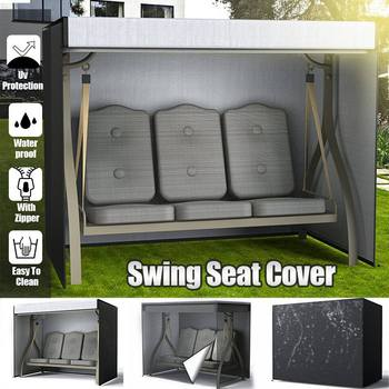 New Swing Hammock Table Furniture Cover Waterproof Dustproof UV Protector Outdoor Patio Garden Rain Snow Chair Sofa covers