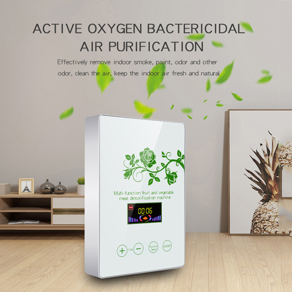 600 мг многофункциональная дезинтоксикационная машина для фруктов и овощей генератор озона очиститель воздуха|Очистители воздуха|   | АлиЭкспресс