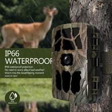 Cámara de caza H982, 12MP, 1080P, 0,6 S, disparador rápido de movimiento, cámara de rastreo infrarroja Digital, visión nocturna, foto de cámara salvaje, juego de trampas