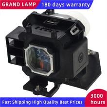 NP16LP lampe de projecteur avec boîtier pour Nec NP M300W,M300W,UM280X,UM280W,P350X,NP M350X,NP M300XG,M350XG,M350X, M300XS