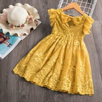 Vestido de tutú para niñas y niños, Vestido de princesa para niñas, Vestido de fiesta de cumpleaños, ropa informal de verano para niñas, ropa 8T