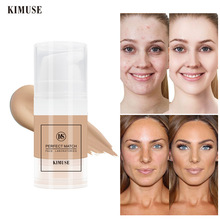 New Full Cover  Liquid Creamy Concealer Makeup 9ml Eye Dark Circles Cream Face Corrector Waterproof Make Up Base Cosmetic full cover 2colors liquid concealer makeup eye dark circles concealer cream face corrector waterproof make up base cosmetictslm1