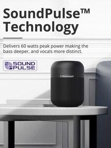 Image 5 - Tronsmart T6 מקס Bluetooth רמקול 60W קולנוע ביתי רמקולים TWS Bluetooth טור עם קול עוזר, IPX5, NFC, 20H לשחק זמן