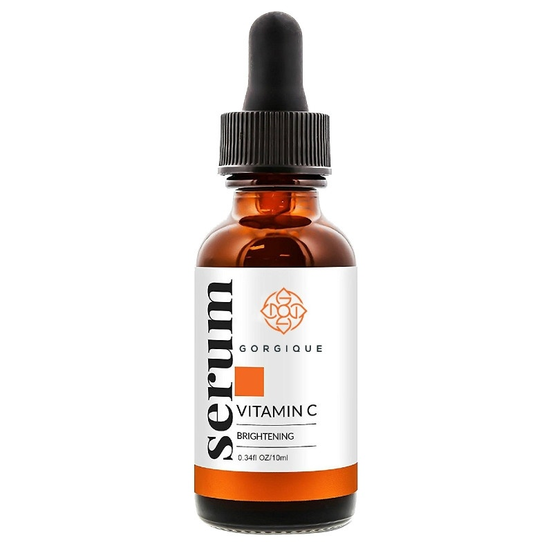 10ml/20ml Anti-Aging Vitamin C Serum- With Hyaluronic Acid And Vit E Fades Age Spots And Sun Damage  20% Vitamin C