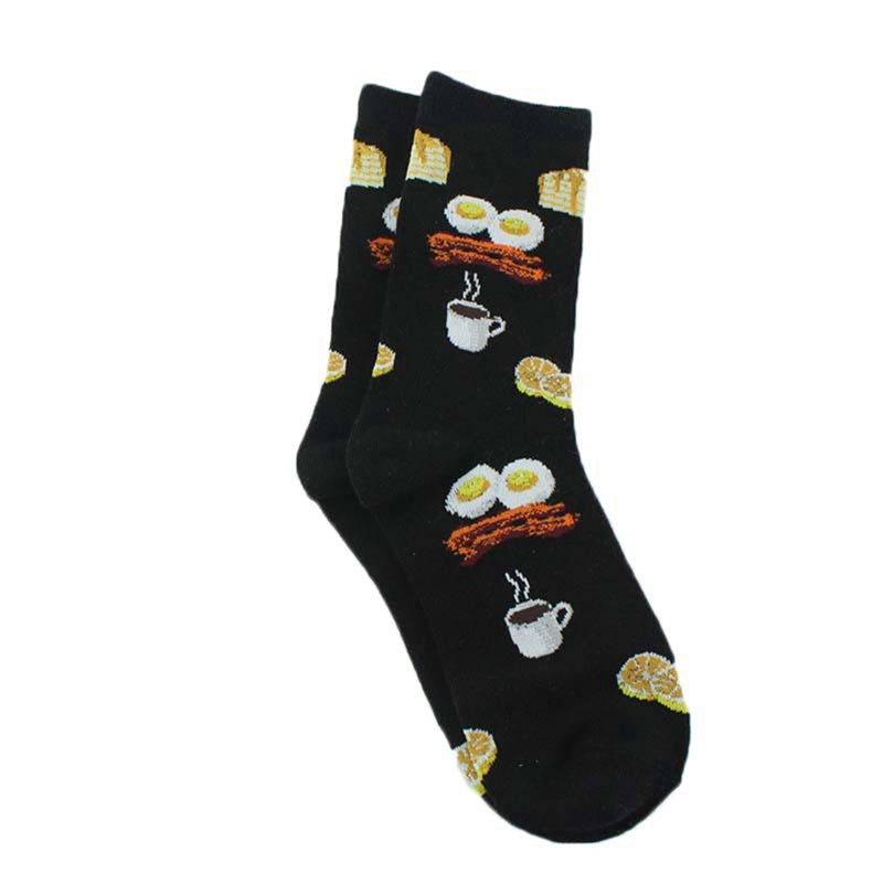 Ladies//Girls Pink Striped With Brown Fluffy Hedgehog Faces Cotton Ankle Socks