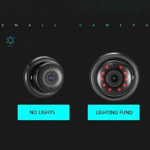 Image 4 - 1080P Wireless Mini WiFi Camera Home Security Camera IP CCTV Surveillance IR Night Vision Motion Detect Baby Monitor P2P