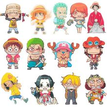 1 pièce singe D Luffy Chopper broche Expression Badge broche pièce icône japon populaire Anime Cosplay jeu rôle(China)