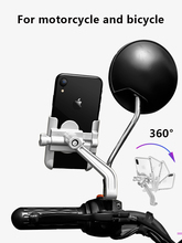 Motosiklet bisiklet cep telefonu için alüminyum alaşımlı braket HONDA Shadow Vt600 Vt750 Vt1100 Vt1100c Steed 600 Vlx400 aksesuarları