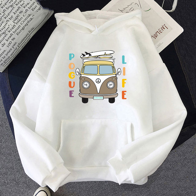 OUTER BANKS POGUE LIFE THEMED HOODIE (10 VARIAN)