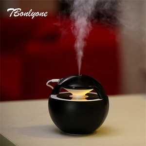 Image 5 - TBonlyone 450ML Large Capacity Humidifier for Whole Night Water Soluble Oil Aroma Diffuser Electric Ultrasonic Air Humidifier
