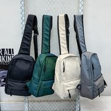 Womentravel fino saco à prova dwaterproof água saco de ombro único diário carry pacote coldre anti roubo segurança cinta armazenamento digital peito saco