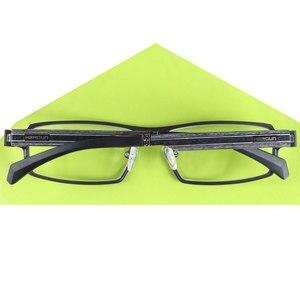 Image 2 - Pure titanium reading glasses for men oversized 25 50 100 125 150 175 200 225 250 275 300 325 350 375 400