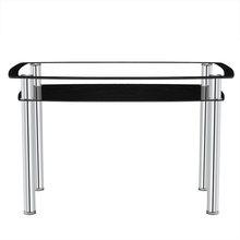 120*70*75 см обеденный стол с двойным стеклом кухонный подходит
