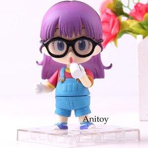 Image 1 - Estatueta dos desenhos animados dr. queda arale norimaki dr. queda arale q versão 900 figura de ação coleção modelo brinquedo