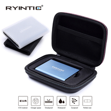 Protable EVA Shockproof Carrying Case Bag for Samsung T5 T3 T1 Portable SSD 250GB 500GB 1TB