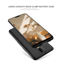 6500mAh Portable Backup Power Bank Charging Case For Xiaomi Redmi 5 Plus External Battery Power Charger Cases