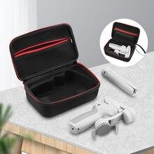 حقيبة حمل لـ DJI OM 4 Osmo Mobile 3 4 ، حقيبة تخزين مع مثبت يدوي ، صندوق واقي ، ملحقات dji OM4