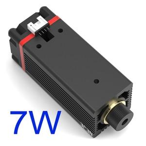 7W 450nm laser module head for
