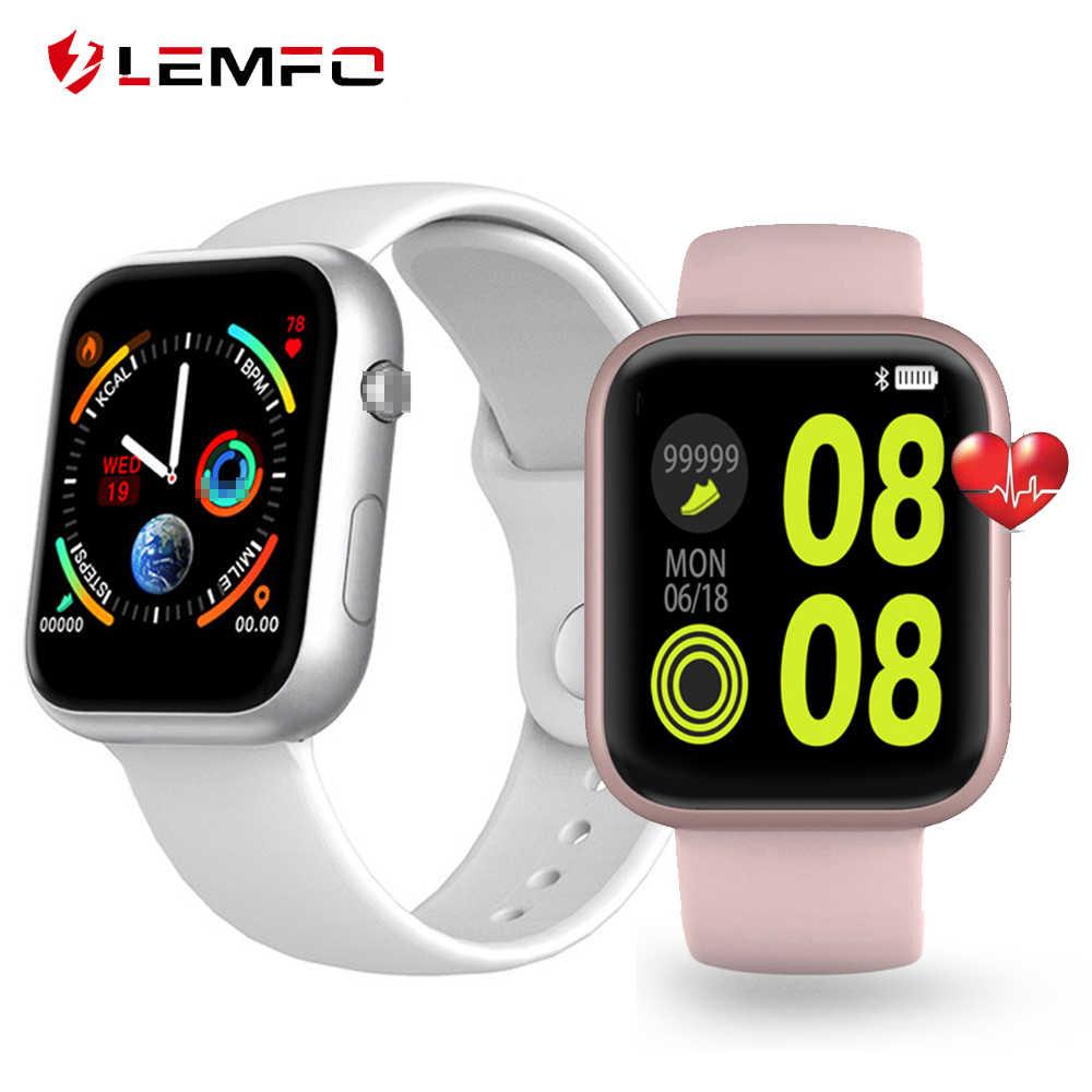 LEMFO I5 Smart Watch Men Heart Rate Monitor Waterproof IP67 Fitness Tracker Blood Pressure