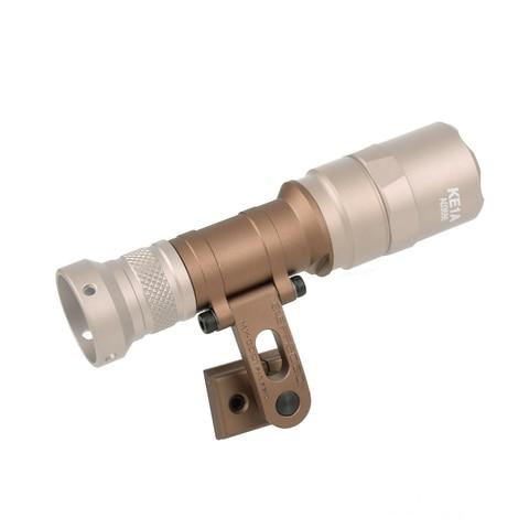 montagem do capacete aplica se m300b m300c m300v serie lanterna montagem para arco capacete ferroviario