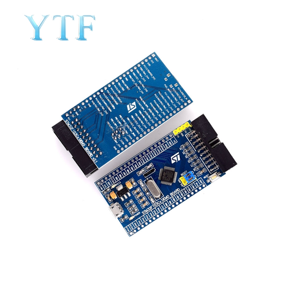 STM32F103C8T6 Mini System ARM Learning Board Core Board Cortex-m3 Large Plate Section