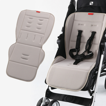 Breathable Stroller Accessories Universal Mattress In A Baby Pram Liner Seat Cushion Four Seasons Soft Pad