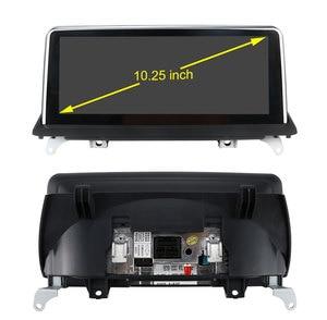 Image 5 - Ips 4g 64gb android 10 rádio do carro para bmw x5 e70 x6 e71 2007 2010 multimídia original ccc cic gps navegação tela de áudio estéreo