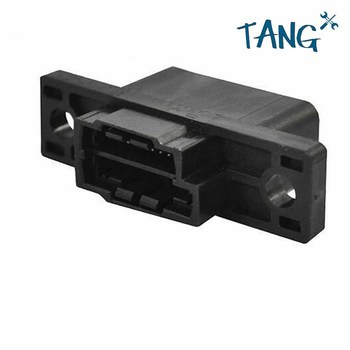 1sets refubish Original Duplicator Connector Joint/Plug 2-1123456-2 AMP-D fit for RISO RP 446-10105 AND 446-10103