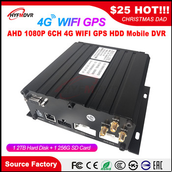 LSZ factory direct 4g gps wifi mdvr remote video surveillance host pal/ntsc system heavy machinery / passenger car / trailer/bus